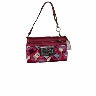 Primary Photo - BRAND: COACH O STYLE: WRISTLET COLOR: PINK PURPLE SKU: 208-208153-131
