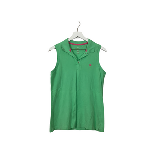 Primary Photo - BRAND: LILLY PULITZER STYLE: TOP SLEEVELESS COLOR: GREEN SIZE: M SKU: 208-208142-14488