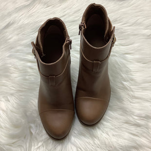 Primary Photo - BRAND: LAUREN CONRAD STYLE: BOOTS ANKLE COLOR: BROWN SIZE: 6 SKU: 208-208135-6294