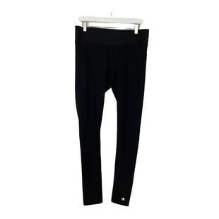 Primary Photo - BRAND: CHAMPION STYLE: ATHLETIC CAPRIS COLOR: BLACK SIZE: XL SKU: 208-208142-12266