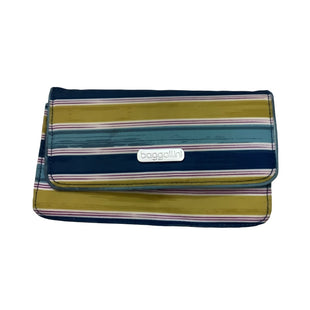 Primary Photo - BRAND: BAGGALLINI STYLE: WALLET COLOR: BLUE GREEN SIZE: SMALL SKU: 208-208131-25044