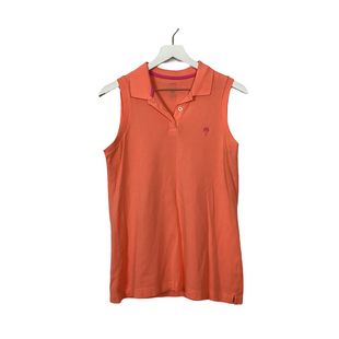 Primary Photo - BRAND: LILLY PULITZER STYLE: TOP SLEEVELESS COLOR: ORANGE SIZE: M SKU: 208-208142-14499