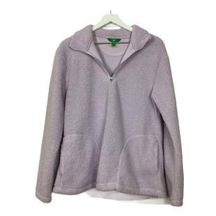 Primary Photo - BRAND: DIP STYLE: FLEECE COLOR: LAVENDER SIZE: L SKU: 208-208165-5