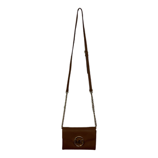 Primary Photo - BRAND: MICHAEL KORS STYLE: HANDBAG DESIGNER COLOR: TAN SIZE: SMALL OTHER INFO: AS IS - WEAR SKU: 208-208165-458