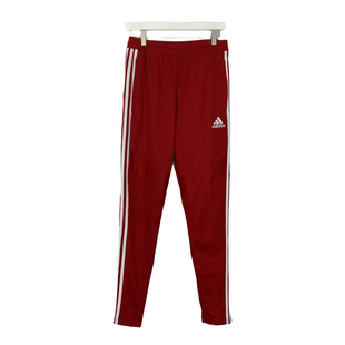 Primary Photo - BRAND: ADIDAS STYLE: ATHLETIC PANTS COLOR: RED SIZE: S SKU: 208-208162-1850