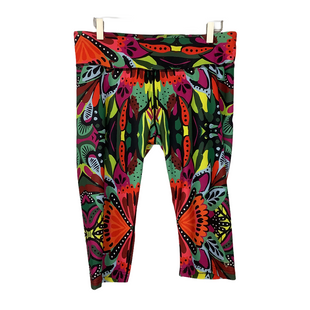 Primary Photo - BRAND: BETSEY JOHNSON STYLE: ATHLETIC CAPRIS COLOR: MULTI SIZE: XL SKU: 208-208162-1649