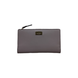Primary Photo - BRAND: KATE SPADE STYLE: WALLET COLOR: GREY SIZE: MEDIUM SKU: 208-20831-73012