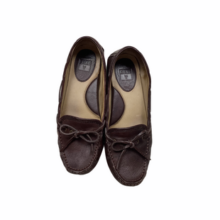 Primary Photo - BRAND: FRYE STYLE: SHOES DESIGNER COLOR: BROWN SIZE: 8.5 OTHER INFO: AS IS - WEAR SKU: 208-208142-10506