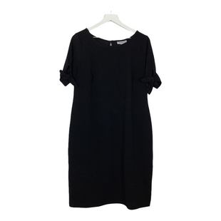 Primary Photo - BRAND: MOTHERHOOD STYLE: MATERNITY DRESS COLOR: BLACK SIZE: L OTHER INFO: AS IS SKU: 208-208114-42101