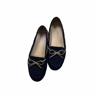 Primary Photo - BRAND: CROWN AND IVY STYLE: SHOES FLATS COLOR: NAVY SIZE: 7 SKU: 208-208142-9648