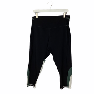 Primary Photo - BRAND: CHAMPION STYLE: ATHLETIC CAPRIS COLOR: BLACK SIZE: XL SKU: 208-208142-7731