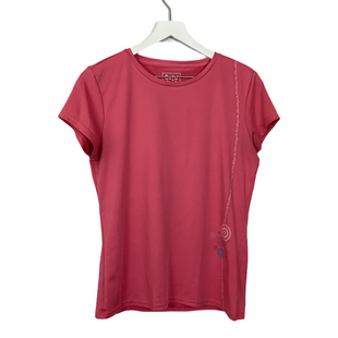 Primary Photo - BRAND: LIFE IS GOOD STYLE: ATHLETIC TOP COLOR: PINK SIZE: L SKU: 208-208158-1218