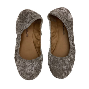 Primary Photo - BRAND: LUCKY BRAND STYLE: SHOES FLATS COLOR: VELVET SIZE: 9 SKU: 208-208131-25267