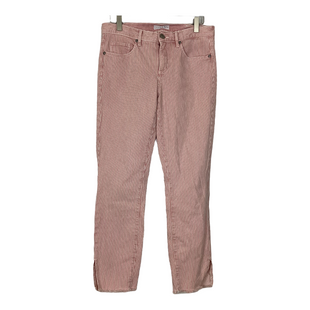 Primary Photo - BRAND: ANN TAYLOR LOFT STYLE: PANTS COLOR: PINK SIZE: 2 SKU: 208-208131-24138