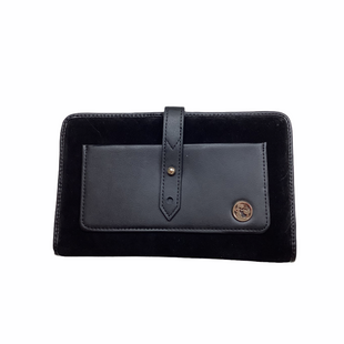 Primary Photo - BRAND: SPARTINA STYLE: WALLET COLOR: BLACK SIZE: LARGE SKU: 208-208165-223
