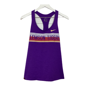 Primary Photo - BRAND: NIKE APPAREL STYLE: ATHLETIC TANK TOP COLOR: PURPLE SIZE: M SKU: 208-208163-331