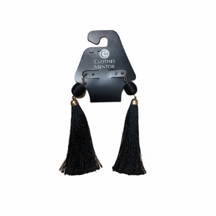 Primary Photo - BRAND:    CLOTHES MENTOR STYLE: EARRINGS COLOR: BLACK SKU: 208-208162-1377
