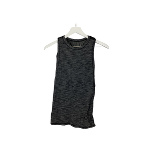 Primary Photo - BRAND: LULULEMON STYLE: ATHLETIC TANK TOP COLOR: BLACK SIZE: 4 OTHER INFO: AS IS SLIGHT SPOTTING SKU: 208-20831-70809