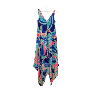 Primary Photo - BRAND: LILLY PULITZER STYLE: DRESS LONG SLEEVELESS COLOR: BLUE SIZE: S SKU: 208-208175-144