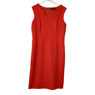 Primary Photo - BRAND: ELLEN TRACY STYLE: DRESS SHORT SLEEVELESS COLOR: CORAL SIZE: 14 SKU: 208-208163-1354