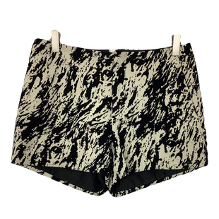 Primary Photo - BRAND: RAG AND BONE STYLE: SHORTS COLOR: BLACK WHITE SIZE: 0 SKU: 208-208142-7418