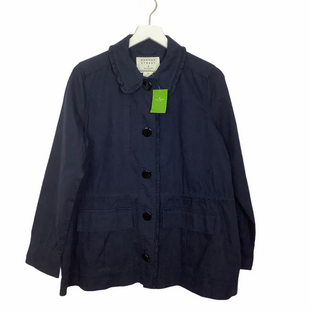 Primary Photo - BRAND: KATE SPADE STYLE: JACKET OUTDOOR COLOR: NAVY SIZE: M SKU: 208-208131-22080