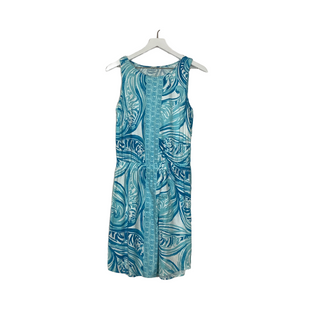Primary Photo - BRAND: LILLY PULITZER STYLE: DRESS LONG SLEEVELESS COLOR: BLUE SIZE: S SKU: 208-208142-14617AS IS