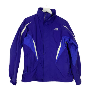 Primary Photo - BRAND: NORTHFACE STYLE: JACKET OUTDOOR COLOR: BLUE SIZE: M OTHER INFO: AS IS - WEAR SKU: 208-208114-42542