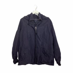 Primary Photo - BRAND: LANDS END STYLE: JACKET OUTDOOR COLOR: NAVY SIZE: XL SKU: 208-208114-39359