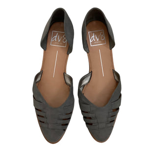 Primary Photo - BRAND: DOLCE VITA STYLE: SHOES FLATS COLOR: GREY SIZE: 8.5 SKU: 208-208142-9977