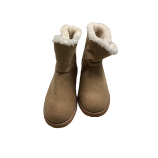 Primary Photo - BRAND: OLD NAVY STYLE: BOOTS ANKLE COLOR: BEIGE SIZE: 8 SKU: 208-208131-25580