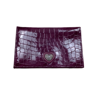 Primary Photo - BRAND: BRIGHTON STYLE: WALLET COLOR: PURPLE SIZE: LARGE SKU: 208-208142-11599