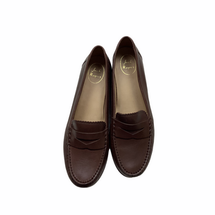 Primary Photo - BRAND: JACK ROGERS STYLE: SHOES DESIGNER COLOR: BROWN SIZE: 11 SKU: 208-208114-41929