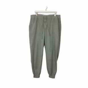 Primary Photo - BRAND: HYPE STYLE: ATHLETIC CAPRIS COLOR: GREY SIZE: 2X SKU: 208-208114-34559