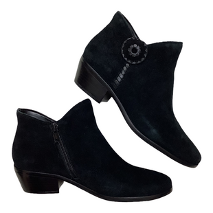 Primary Photo - BRAND: JACK ROGERS STYLE: BOOTS ANKLE COLOR: BLACK SIZE: 6 SKU: 208-20831-71617