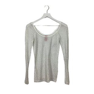 Primary Photo - BRAND: FREE PEOPLE STYLE: TOP LONG SLEEVE COLOR: STAR SIZE: M SKU: 208-208142-13835AS IS