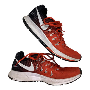 Primary Photo - BRAND: NIKE STYLE: SHOES ATHLETIC COLOR: ORANGE SIZE: 6.5 SKU: 208-208162-1923