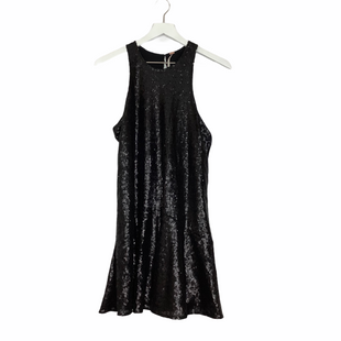 Primary Photo - BRAND: FREE PEOPLE STYLE: DRESS SHORT SLEEVELESS COLOR: BLACK SIZE: S OTHER INFO: AS IS SKU: 208-208131-21789