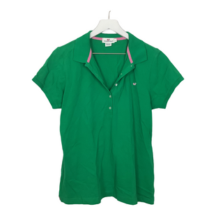Primary Photo - BRAND: VINEYARD VINES STYLE: TOP DESIGNER COLOR: GREEN SIZE: L SKU: 208-208113-31384