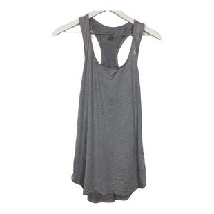Primary Photo - BRAND: REEBOK STYLE: ATHLETIC TANK TOP COLOR: GREY SIZE: L SKU: 208-208162-1898