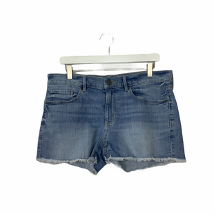 Primary Photo - BRAND: ANN TAYLOR LOFT STYLE: SHORTS COLOR: DENIM SIZE: 6 SKU: 208-208142-4834