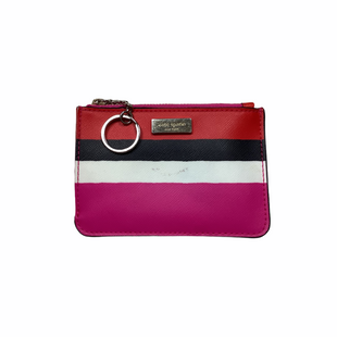 Primary Photo - BRAND: KATE SPADE STYLE: WALLET COLOR: ORANGEPINK SIZE: SMALL OTHER INFO: AS IS - WEAR SKU: 208-208142-10543