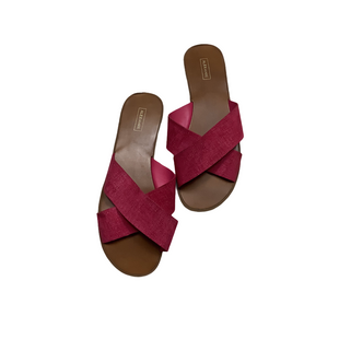 Primary Photo - BRAND: ALEX MARIE STYLE: SANDALS FLAT COLOR: PINK SIZE: 7.5 SKU: 208-208165-417