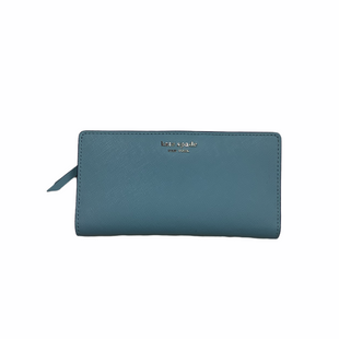 Primary Photo - BRAND: KATE SPADE STYLE: WALLET COLOR: TEAL SIZE: SMALL SKU: 208-208162-1423