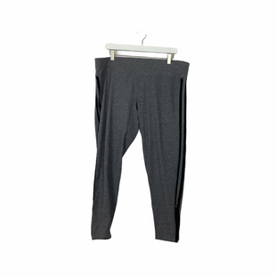 Primary Photo - BRAND: CALVIN KLEIN STYLE: ATHLETIC CAPRIS COLOR: GREY SIZE: 2X SKU: 208-208142-9599