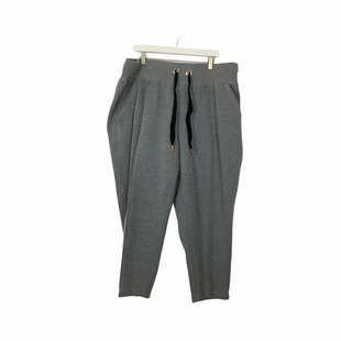 Primary Photo - BRAND: XERSION STYLE: ATHLETIC CAPRIS COLOR: GREY SIZE: 2X SKU: 208-208114-39119AS IS