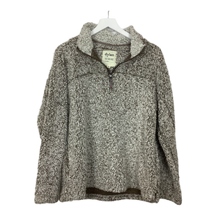Primary Photo - BRAND: DYLAN STYLE: FLEECE COLOR: GREY SIZE: XL SKU: 208-208142-10530
