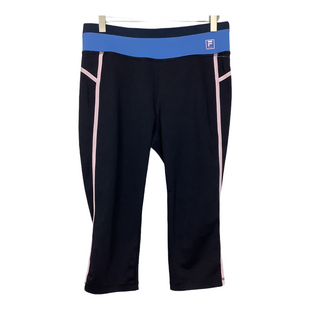 Primary Photo - BRAND: FILA STYLE: ATHLETIC CAPRIS COLOR: BLUE SIZE: M SKU: 208-208142-9895