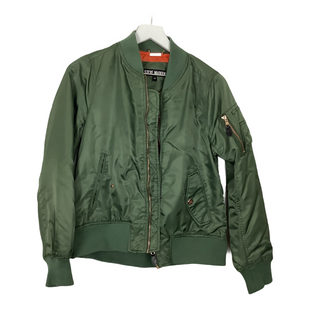 Primary Photo - BRAND: STEVE MADDEN STYLE: JACKET OUTDOOR COLOR: GREEN SIZE: S SKU: 208-208135-9650