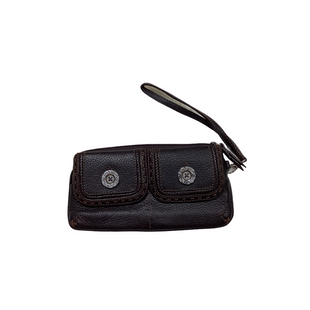 Primary Photo - BRAND: BRIGHTON STYLE: WRISTLET COLOR: BROWN OTHER INFO: AS IS SKU: 208-208131-23451